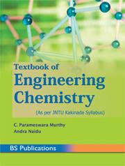 Textbook of Engineering Chemistry