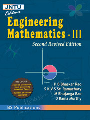 Engineering Mathematics-III_Book Image