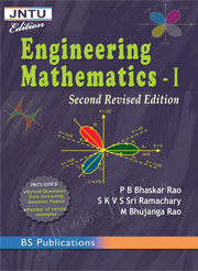 Engineering Mathematics-I_Book Image